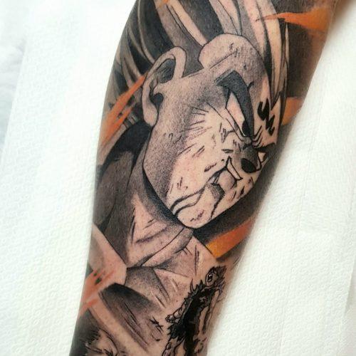 tattoo avambraccio